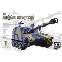 AF35109 M109A2 Howitzer 1/35