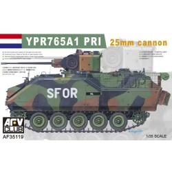 AF35119 AFV YPR765A1 PRI 'SFOR' 1/35