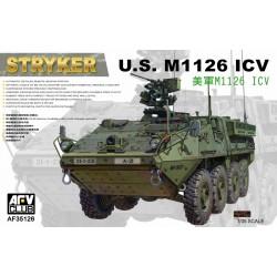 AF35126 AFV M1126 ICV Stryker 1/35