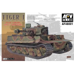 AF48001 AFV Tiger 1 Final Version 1/48