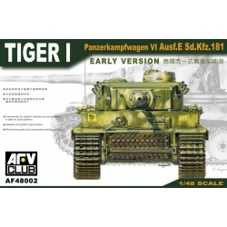 AF48002 AFV Germ.Tiger I Early 1/48