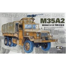 AF35004 AFV M35A2 6X6 ARMY TRUCK 1/35
