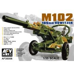 AF35006 AFV M102 105 mm Canon 1/35
