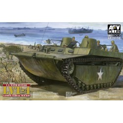AF35198 LVT-4 Water Buffalo (Late type)1/35