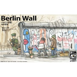AF35317 Berlin Wall 1/35