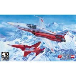 AF48S06 AFV F-5E Tiger Swiss-Austria 1/48