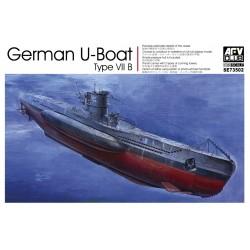 AF73502 AFV U-Boat VII B 1/350