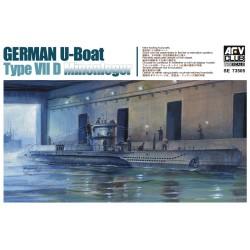 AF73505 AFV U-Boat VIID 1/350