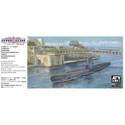 AF73512 AFV GUPPY IB Submarine 1/350