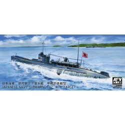 AF73514 Japan NAVY Submarine I27 Targ.1/350