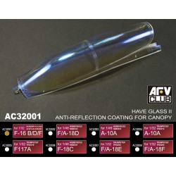 AFAC32002 Coating Canopy FA-18D 1/48