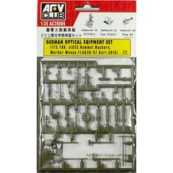 AFAC35006 AFV German Optical Equip. Set 1/35