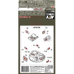 AFAC35011 AFV Stickers Anti-Reflection 1/35