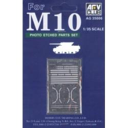 AFAG35006 AFV Photoetched TD M10 1/35