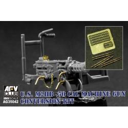 AFAG35042 US M2HB .50 Conversion Kit 1/35