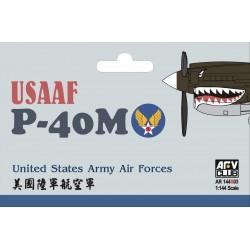 AFAR144S03 USAAF P40-M 1/144