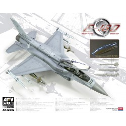 AFAR32S02 RSAF F-16D Block 52+(Plast AC) 1/35