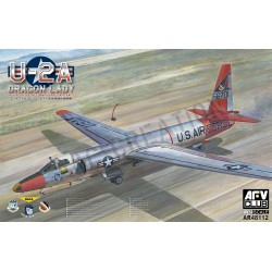 AFAR48112 Lockheed U-2A Dragon Lady 1/48