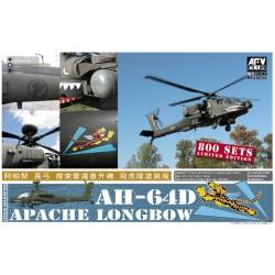 AFHF48004 AFV AH-64D Appache Longbow 1/48