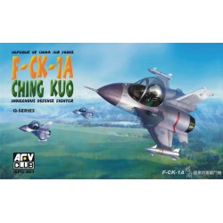 AFQ001 AFV Q-CK-1A Ching Kuo ROC 1/48