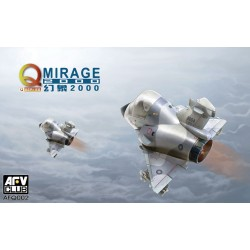 AFQ002 AFV MIRAGE 2000 + Frech Decals 1/48