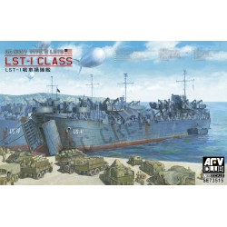 AFSE73515 US WW2 LST-1 Class 1/350