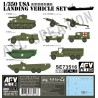 AFSE73516 US WW2 Vehicle set 1/350