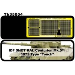 AFTH35004 IDF Shot KAL Centurion Mk51 1/35