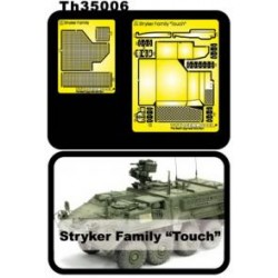 AFTH35006 Stryker Family Etching Parts 1/35