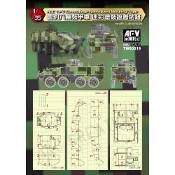 AFTW60019 ROC Tifv Camouflage Masking tap1/35