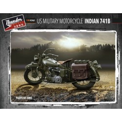 THM35003 Us Military Indian 741B 1/35