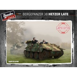 THM35100 Bergehetzer Late Special Ed. 1/35
