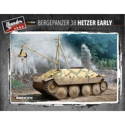 THM35102 Bergehetzer Early 1/35