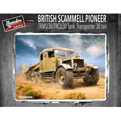 THM35200 Scammell Pioneer Tank Transp. 1/35