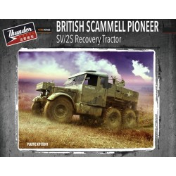 THM35201 Scammell Pioneer Recovery SV/2S1/35