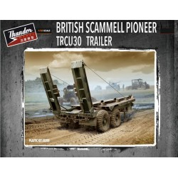 THM35205 British TRCU30 Trailer 30t 1/35