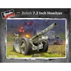 THM35211 British 7.2 Inch Howitzer 1/35