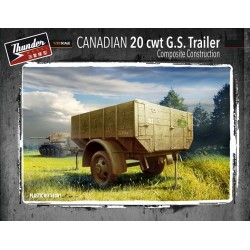 THM35301 Canadian 20 cwt GS Trailer 1/35
