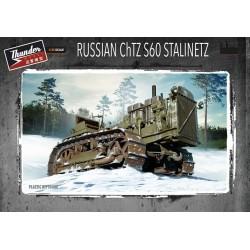 THM35400 Russian ChTZ S600 Stalinetz 1/35