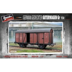 THM35902 German Güterwagen Gr Type 15t 1/35