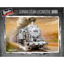 THM35910 German Steam Locomotive BR80 1/35
