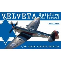 ED11111 Velveta /Spitfire for Israel EduArt