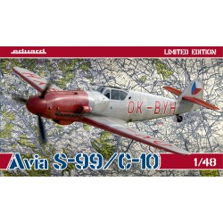 ED11122 Avia S-99 / C-10 Limited Edition