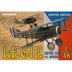 ED11123 Legie-SPAD XIII cs.Pilotu Limited Editio