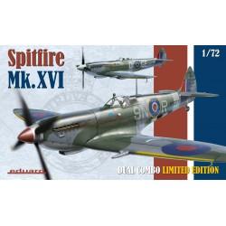 ED2117 Spitfire Mk.XVI Dual Combo Limited Editi