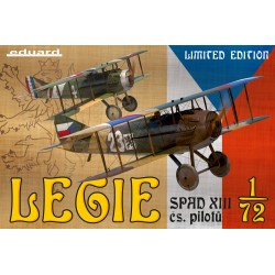 ED2126 Legie-SPAD XII cs.pilotu,Limited Edition