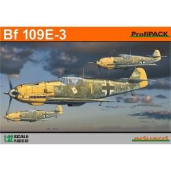 ED3002 Bf 109E-3 Profipack
