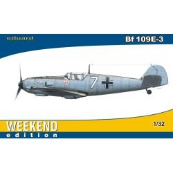 ED3402 Bf 109E-3 Weekend
