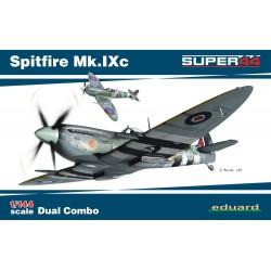 ED4429 Spitfire Mk.IXc Dual Combo Super44