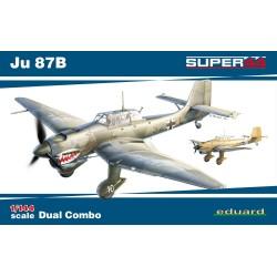 ED4431 Ju 87B Dual Combo
